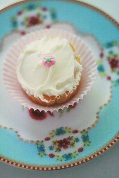 Vanilla Cupcakes nach Hummingbird Bakery-Rezept