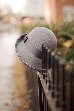 Happy London Fence! (by Sally Pimienta Designs)