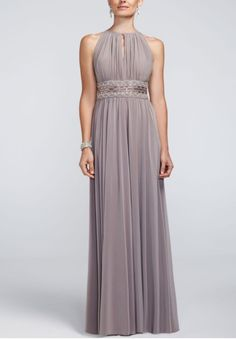 MOH dress. This dress is a favorite!