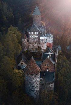 Schloss Zwingenberg 🇩🇪