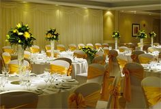 Gold table Layout - Forest of Arden, A Marriott Hotel & Country Club