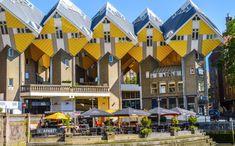 Bijzonder slapen in Nederland met kinderen Hostel, Rotterdam, San Francisco Skyline, Multi Story Building, Relax, Mansions, House Styles, Home Decor, Galleries