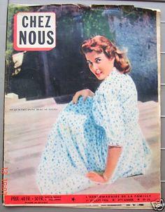 Chez Nous L'Hebdo DE LA Famille Année 1956 N°26  