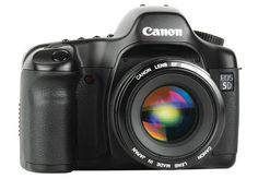 The Most Important Digital Cameras of All Time | 2005 Canon EOS 5D