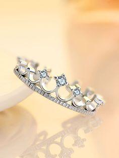 Carat Round Diamond Regal Crown Wedding Engagement Ring in White Gold Wedding Engagement, Wedding Bands, Engagement Rings, Natural Diamonds, Round Diamonds, Diamond Simulant, Stock Clearance, Clearance Sale, Handmade Jewelry