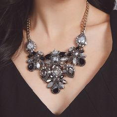 Wow. #jewelry #chloeandisabel #bling #dazzle #stunning
