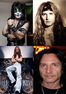 Best Rock Bands, Cool Bands, Eric Singer, Kiss Members, Kiss Images, Lita Ford, Kiss Art, Paul Stanley, Best Kisses