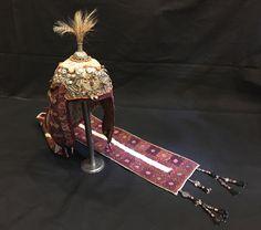 old kirghiz hat ethnic hat tribal hat asian hat vintage hat decorative hat by akcaturkmen on Etsy