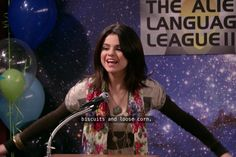 wizards of waverly place. Loose corn lol great episode