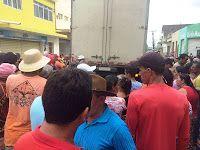CONEXÃO PASSIRA: HOMEM MORRE ATROPELADO POR CAMIÃO EM LIMOEIRO.