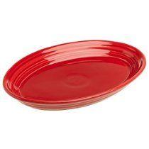 Fiesta 9-5/8-Inch Oval Platter