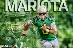 Marvelous Mariota
