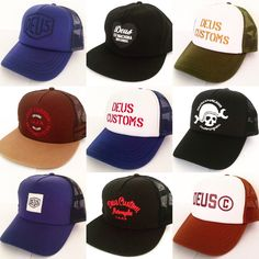 DEUS EX MACHINA caps available on Gumtree! #capetown #onlineshopping #motorcycle #culture