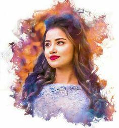 Most Beautiful Indian Actress, Beautiful Actresses, Beautiful Heroine, Indian Heroine, Dps For Girls, Samantha Photos, Anupama Parameswaran, Saree Photoshoot, Elegant Girl