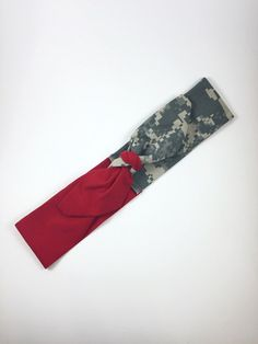 Red Friday CHOOSE YOUR CAMO Military by PrimNProperBowtique