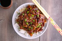 Mongolian Beef (Low Carb & Gluten-Free) - use a low carb sub for the coconut sugar like swerve or stevia