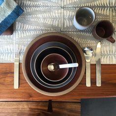 David Mellor Minimal Cutlery | Heath Ceramics