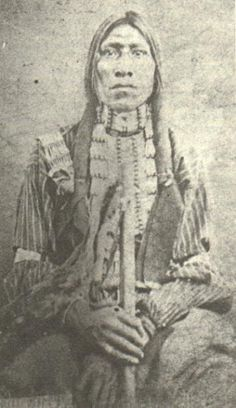 Little Hawk - Northern Cheyenne - circa 1880