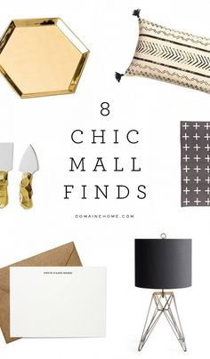 8 beautiful pieces you can actually find at the mall