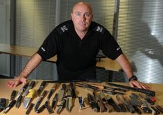 Hundreds of weapons have already been handed over to police in the first three days of Lancashire's five-week knife amnesty.