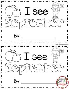 KINDERGARTEN - September Freebies - Reading and Math No Prep Pack with FREE printables - Common Core Aligned for Back to School Activities back to school wreaths, back to school for teen girls, hacks for back to school Kindergarten Freebies, Kindergarten First Day, Kindergarten Lesson Plans, Preschool Curriculum, Kindergarten Activities, Preschool Books, Alphabet Activities, Homeschooling, September Themes