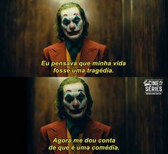 Joker Frases, Joker Quotes, Series Movies, Movies And Tv Shows, R Memes, Jokes, Hahaha Joker, In The Pale Moonlight, Seven Deadly Sins Anime