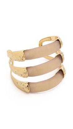Oscar de la Renta Coral Branch Bracelet | SHOPBOP