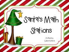 2nd Grade Pad: Christmas Freebie #18