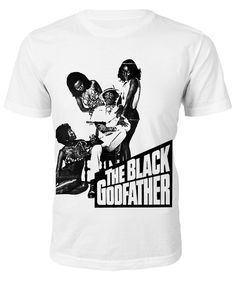 Black Godfather T-Shirt