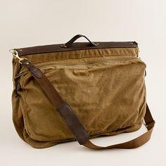 Abingdon garment bag