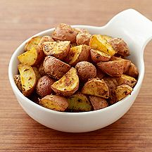Dijon Roasted New Potatoes