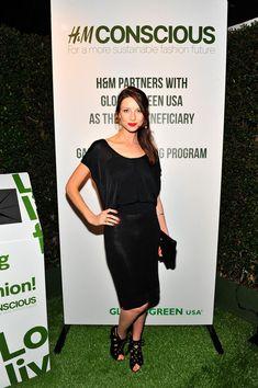 Caitriona Balfe Photos: H&M Sponsors Global Green USA's 10th Anniversary Pre-Oscar Party