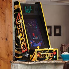 VPCabs Vortex - Virtual Pinball Arcade With 70 Games - The Green Head