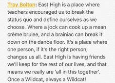 High school memories essay