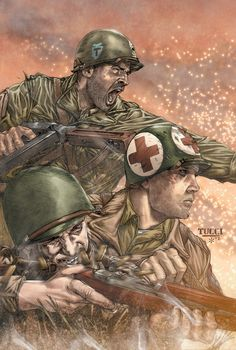 Sgt. Rock - Billy Tucci