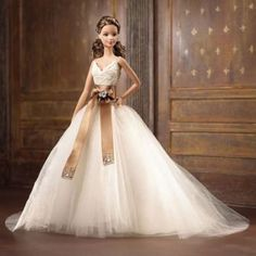 Bellissima bambola Barbie Sposa