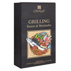 Buy Edinburgh Preserves Grilling Sauces and Marinades Set Online at johnlewis.com