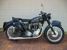1953 AJS 500CC