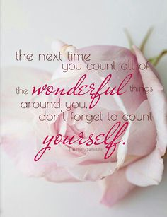 LIKE us on Facebook for more! www.facebook.com/theprettygirlslife You are beautiful just the way you are! You were wonderfully made for a great purpose. #wonderful #beautiful #loveyourself