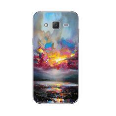 Phone Case For Samsung Galaxy J3 J5 J7 (2016) Back Cover Grand Prime G530 Shell Soft TPU Cellphone Van Gogh Design Painted