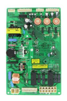 #LG #EBR34917109 Refrigeration Electronic Control Board