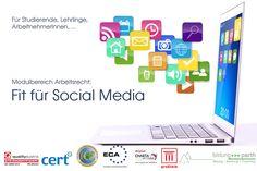 Fit für Social Media