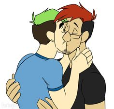 I love Septiplier fan art it's really cute and art is just amazing