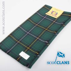 Henderson Tartan Headsquare. Free worldwide shipping available