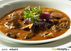 Thai Red Curry, Chili, Stuffed Mushrooms, Food And Drink, Soup, Beef, Ethnic Recipes, Stuff Mushrooms, Meat