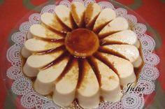 Flan de caramelos werther's y philadelphia | Cocinar en casa es facilisimo.com