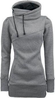 A comfortable, yet flattering hoodie                                                                                                                                                                                 Mehr