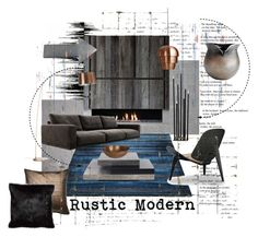 This moodboard incorporates added texture/illustration to give more of the rustic feel. Moodboard Interior, Interior Styling, Interior Decorating, Decorating Tips, Interior Design Presentation, Interior Design Minimalist, Material Board, Interior Design Boards, Ideias Diy