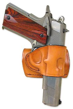 leather holsters concealed | Concealment Holsters : Texas Yaqui Slide (TYS)