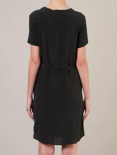 Cori Vestido Em Seda - Cori - Farfetch.com